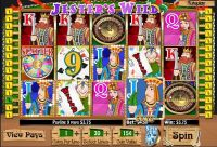 Jester's Wild WGS Technology Slot Slot Reels