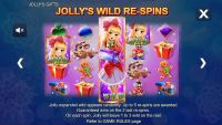 Jolly's Gifts SideCity Slot Bonus 1