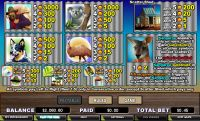 Kanga Cash CryptoLogic Slot Info
