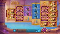 Legend of Cleopatra Playson Slot Slot Reels