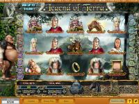 Legend of Terra NeoGames Slot Slot Reels