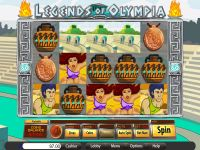 Legends of Olympia Saucify Slot Slot Reels