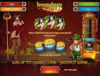 Leprechaun goes to Hell Play'n GO Slot Info