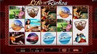 Life of Riches Microgaming Slot Slot Reels