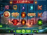 Lights NetEnt Slot Slot Reels