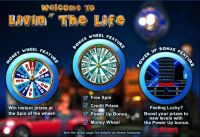 Livin The Life WGS Technology Slot Info