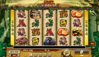 Lost Temple Amaya Slot Slot Reels