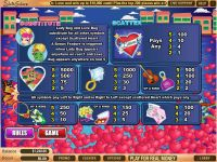 Love Bugs WGS Technology Slot Info