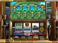 Luck o'the Irish WGS Technology Slot Bonus 1