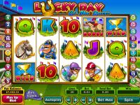 Lucky Day at the Races Topgame Slot Slot Reels