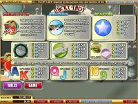 Lucky Lady WGS Technology Slot Info