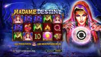 Madame Destiny Pragmatic Play Slot Info