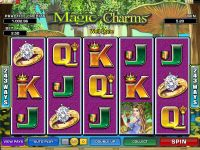 Magic Charms Microgaming Slot Slot Reels