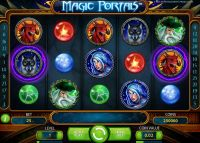 Magic Portals NetEnt Slot Slot Reels