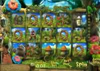 Magical Forest Sheriff Gaming Slot Slot Reels