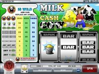 Milk the Cash Cow Rival Slot Slot Reels