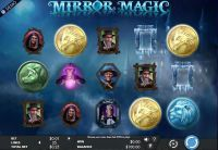Mirror Magic Genesis Slot Slot Reels