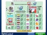 Monopoly IGT Slot Info