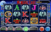 Monster Cash Inspired Slot Slot Reels