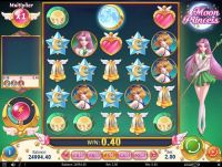 Moon Princess Play'n GO Slot Slot Reels