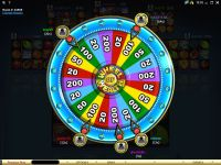 Multi-Player Wheel of Wealth Special Edition Microgaming Slot Bonus 1