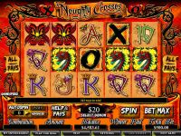Noughty Crosses Amaya Slot Slot Reels
