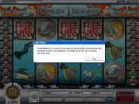 Ocean Treasure Rival Slot Bonus 1