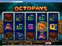 Octopays Microgaming Slot Slot Reels