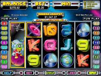 Out of This World Betsoft Slot Slot Reels