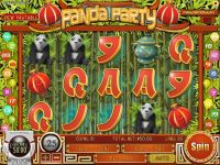Panda Party Rival Slot Slot Reels
