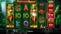 Panther Queen PartyGaming Slot Slot Reels