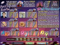 Paris Beauty RTG Slot Info