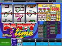 Party Time Microgaming Slot Slot Reels