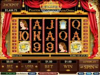 Phantom of the Opera RTG Slot Slot Reels