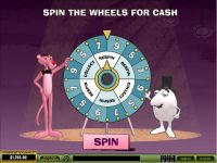 Pink Panther PlayTech Slot Bonus 1