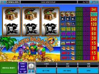 Pirate's Paradise Microgaming Slot Slot Reels