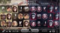 Planet of Apes NetEnt Slot Info
