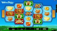 Pollen Party Microgaming Slot Slot Reels