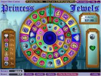 Princess Jewels WGS Technology Slot Bonus 1