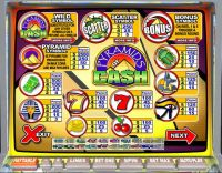 Pyramids of Cash Leap Frog Slot Info