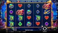 Queen of Atlantis Pragmatic Play Slot Slot Reels
