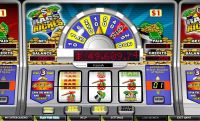 Rags to Riches 1 Line CryptoLogic Slot Slot Reels