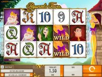 Rapunzel's Tower Quickspin Slot Slot Reels