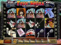 Reels of Rock Saucify Slot Slot Reels