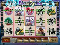 Rising Sun Video Saucify Slot Slot Reels
