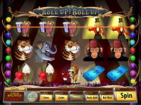 Roll Up Roll Up Saucify Slot Slot Reels