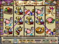 Royal Banquet Saucify Slot Slot Reels