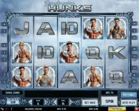Scandinavian Hunks Play'n GO Slot Slot Reels