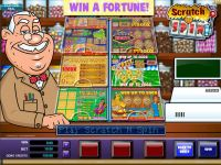 Scratch n Spin Microgaming Slot Bonus 1