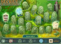 Secret of the Stones NetEnt Slot Bonus 1